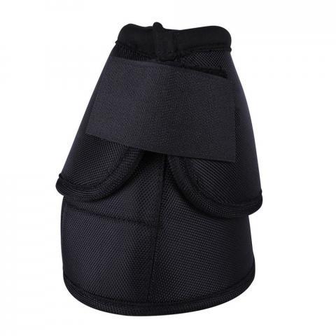 Kalosze neoprenowe QHP luxury Passion black, czarne