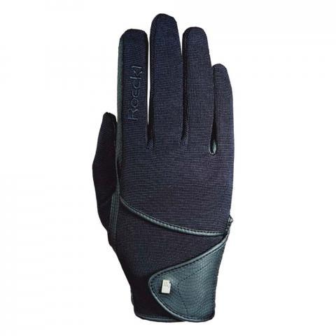 Rękawiczki Roeckl Madison czarne