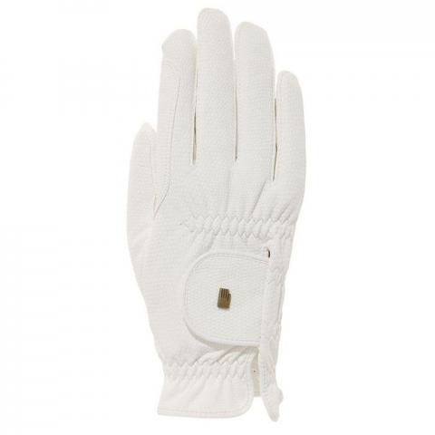 Rękawiczki Roeckl białe