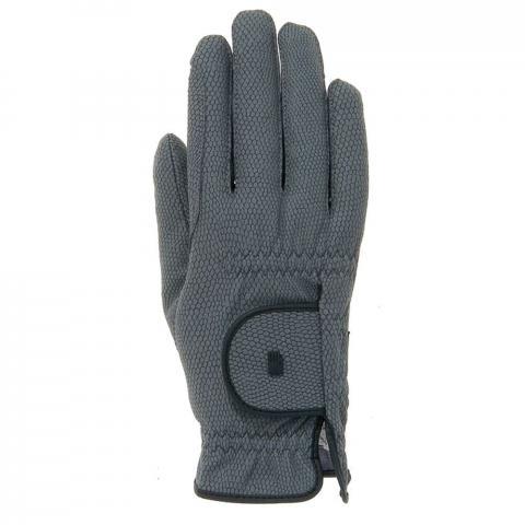 Rękawiczki Roeckl szare