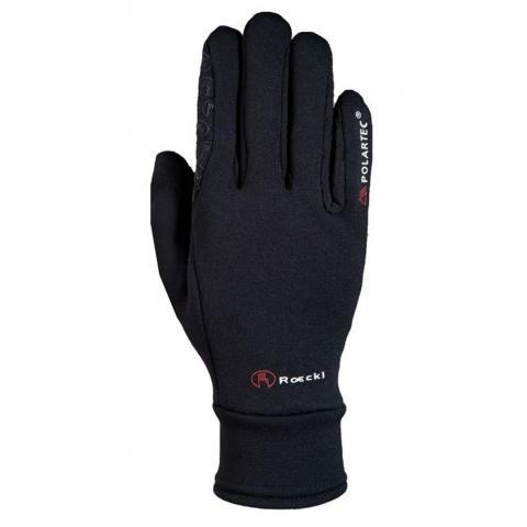 Rękawiczki Roeckl zimowe czarne