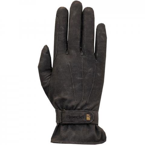 Rękawiczki Roeckl Wago czarne