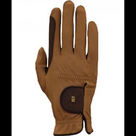 Rękawiczki Roeckl Malta karmelowe
