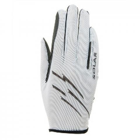 Rękawiczki Roeckl Solar białe