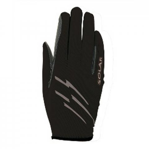 Rękawiczki Roeckl Solar czarne