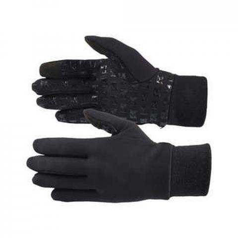 Rękawiczki zimowe Horze Avery czarne